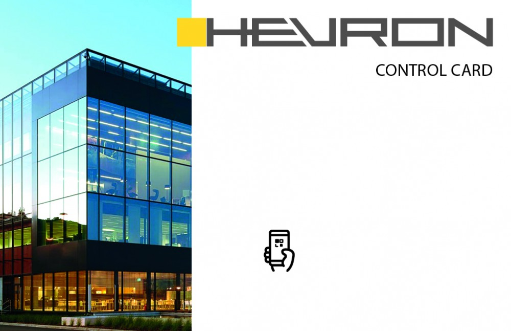 Hevron Cartes QR